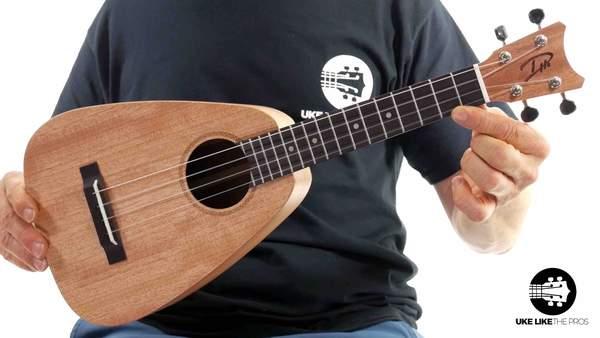 Romero Creations ST Concert Ukulele