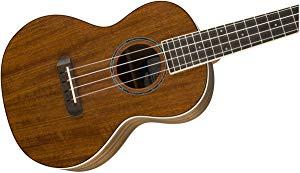 Fender Rincon-Ovangkol Tenor Ukulele - Natural