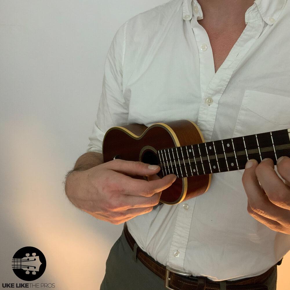 ukulele strumming techniques