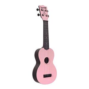 KALA Waterman Soft Pink Soprano Ukulele
