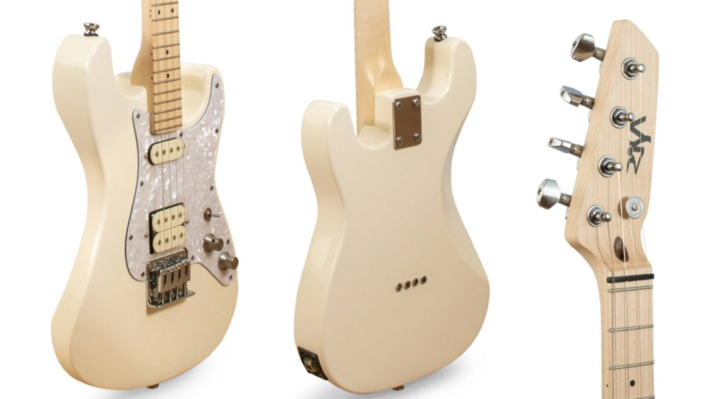 Risa Stratocaster Tenor Electric Ukulele Review