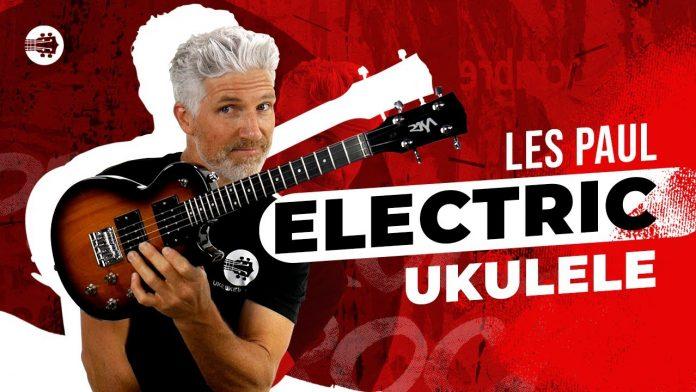 Risa Les Paul Electric Ukulele Review
